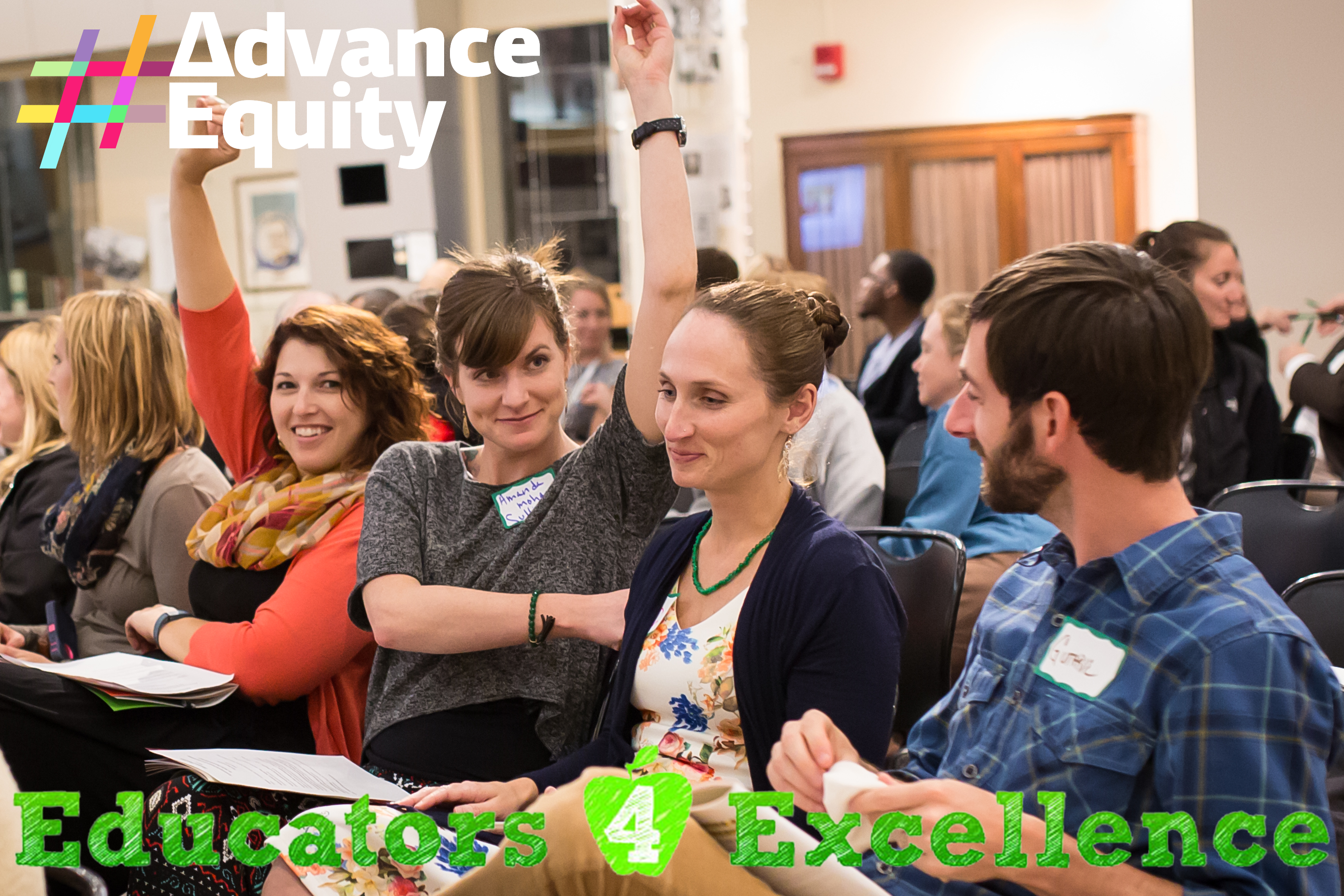 #AdvanceEquity: Spotlight on Educators 4 Excellence