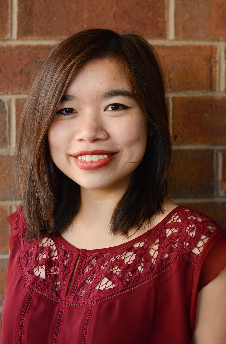 Faces of New Profit: Laura Cheng