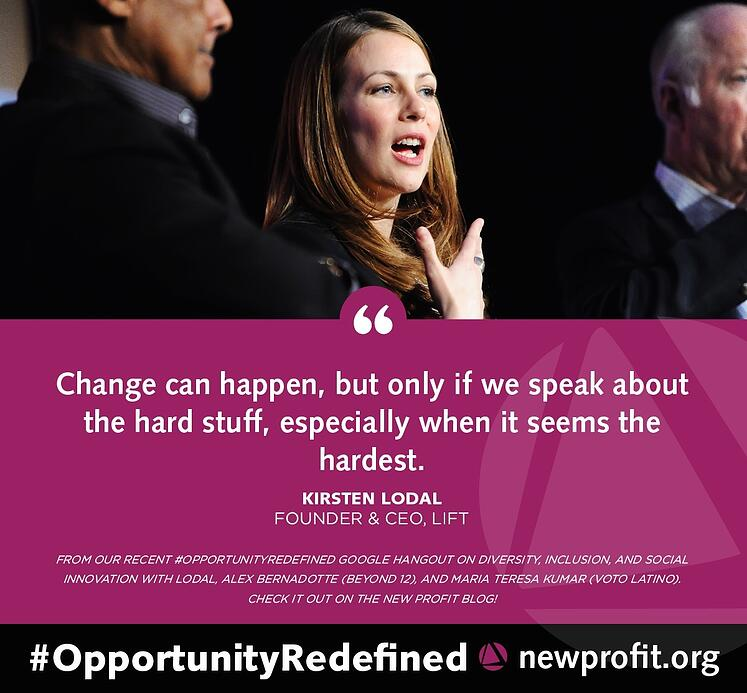 #OPPORTUNITYREDEFINED: 6 Takeaways from Our Diversity and Inclusion GHO