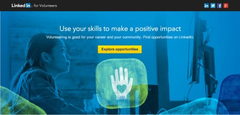New Profit & LinkedIn Partner On The LinkedIn Volunteer Marketplace