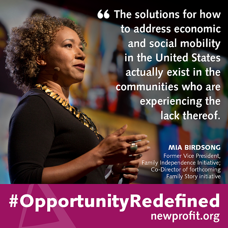 #OpportunityRedefined: Interview With Mia Birdsong on Diversity and Inclusion