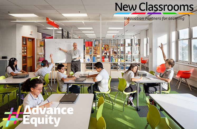 #AdvanceEquity: New Classrooms Delivers on the Promise of Personalized Learning
