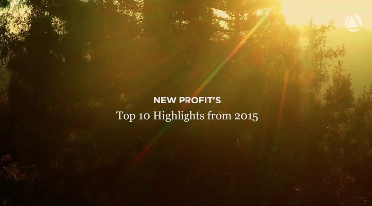VIDEO: 10 New Profit Highlights from 2015