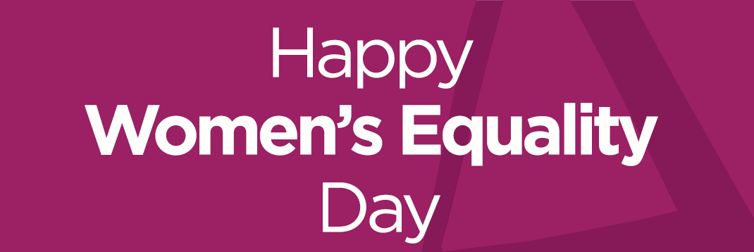 #AdvanceEquity: Women's Equality Day