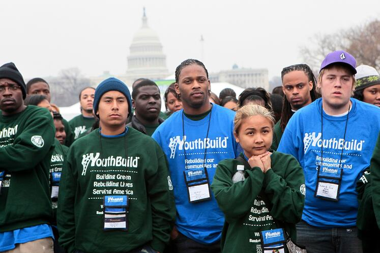 YouthBuild: Creating Opportunities, Reducing Poverty, Through Scaling What Works