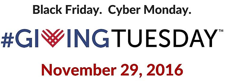 Helping #AdvanceEquity on Giving Tuesday