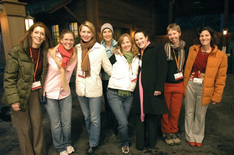 Throwback Thursday: 2006 - Gathering of Leaders in Mohonk, NY
