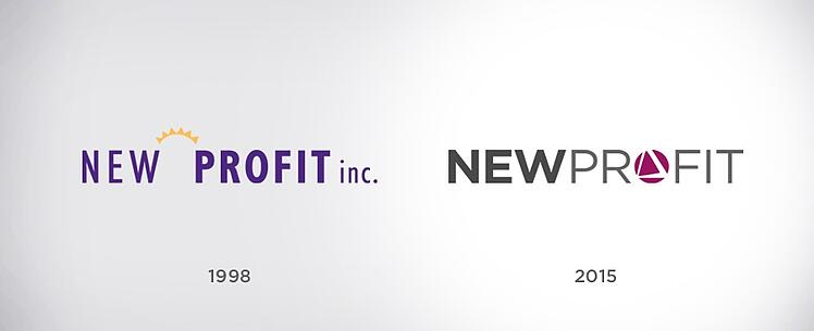New Profit's Evolution - New Brand, New Website, New Energy