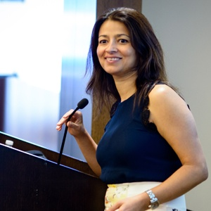 Sayu Bhojwani, Founder and President, The New American Leaders Project