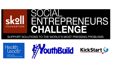 Three New Profit Portfolio Organizations in Skoll Social Entrepreneur Challenge