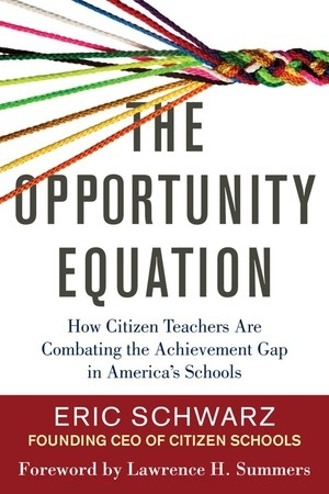 Book Excerpt: The Opportunity Equation by Eric Schwarz
