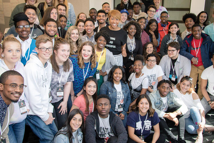The Future is now: Reflections on the 2018 Youth Activation Summit
