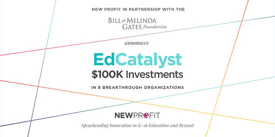 EdCatalyst Announcement