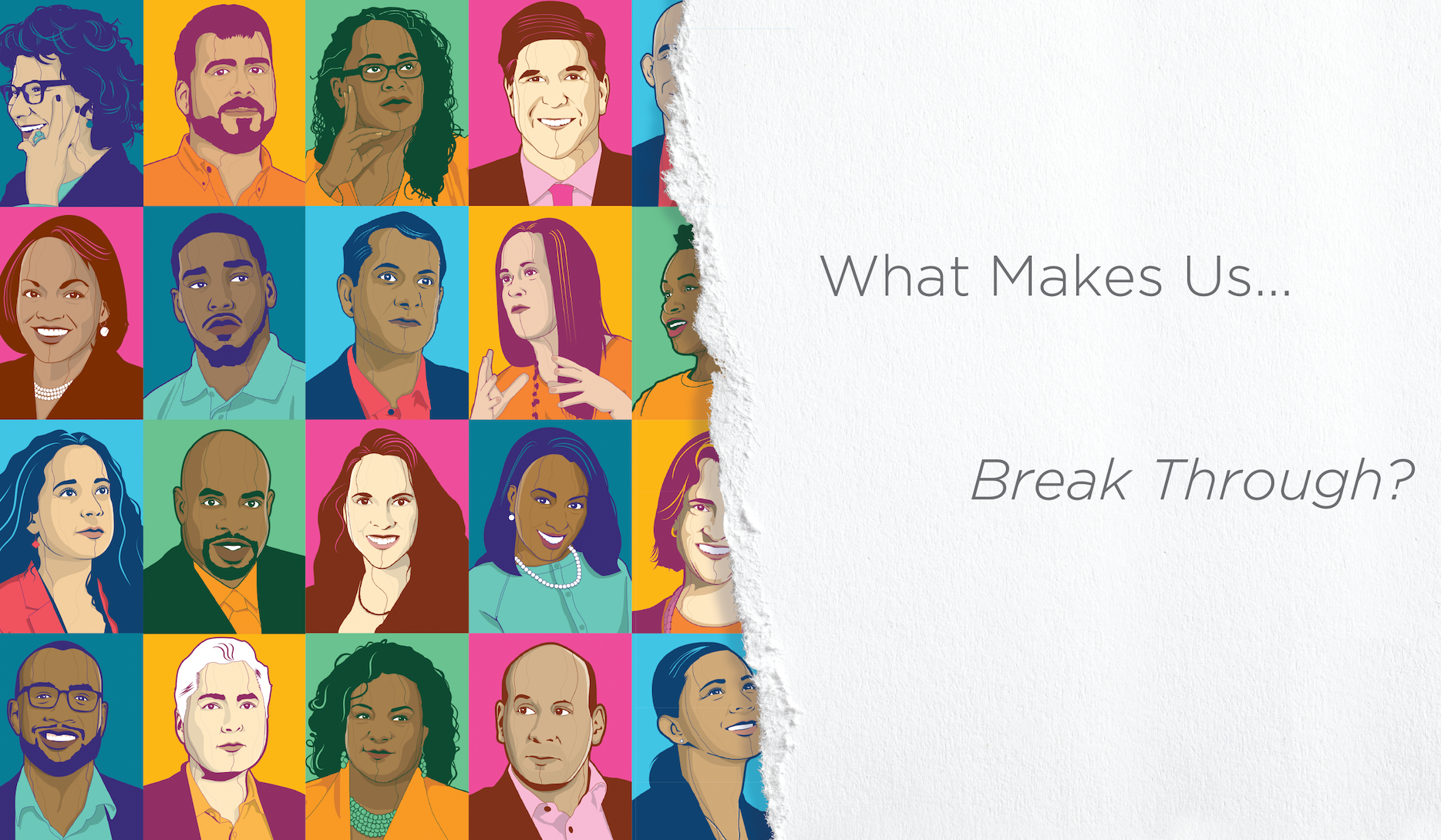 What Makes Us Break Through?