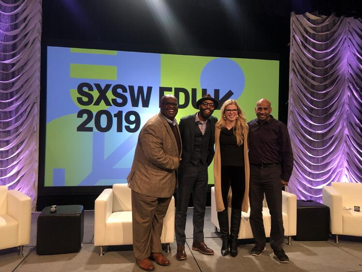 SXSW EDU 2019: From Equity to Anti-Racism in Education