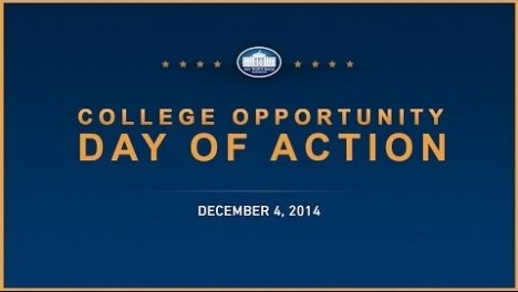 #CollegeOpportunity Day of Action