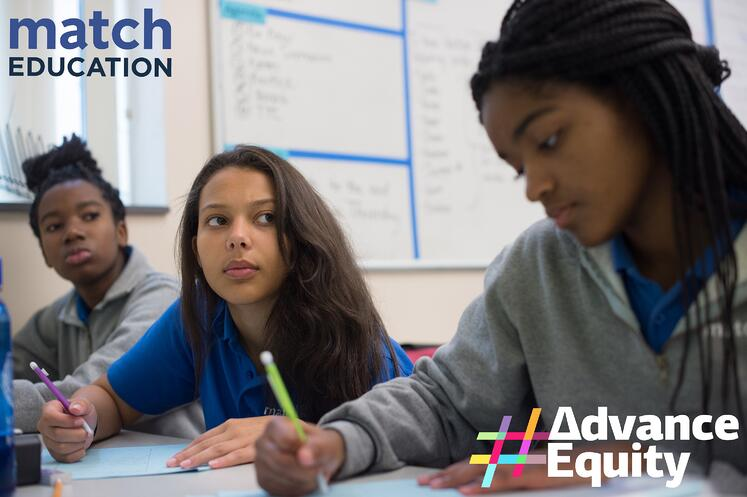 #AdvanceEquity: Spotlight on MATCH Education