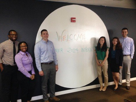 Welcome to New Profit's 2014 Summer Interns!
