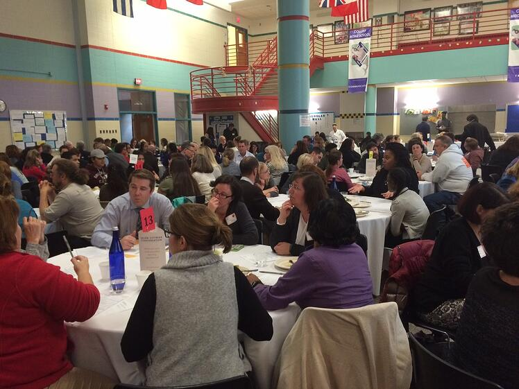Driving Transformative Change in Two Massachusetts School Districts