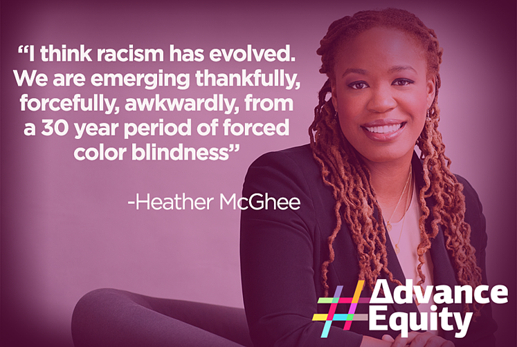 #AdvanceEquity: Heather McGhee on C-Span
