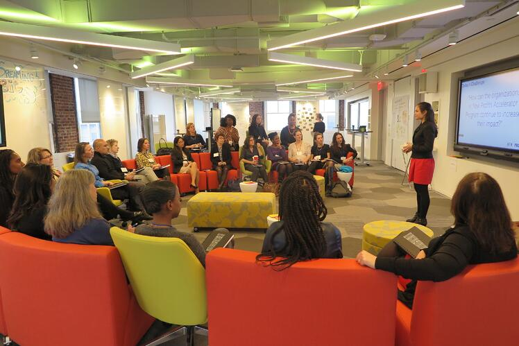 7 Extraordinary Women Finish New Profit's Inaugural Accelerator Program