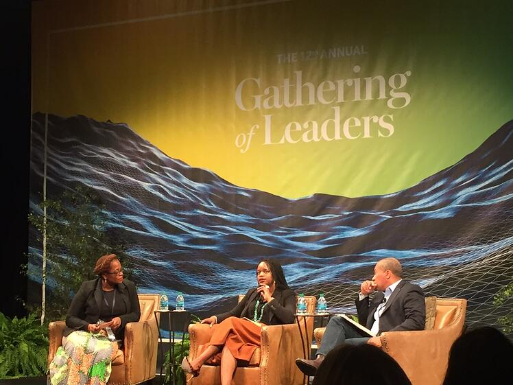 #NPGathering16: Deval Patrick, Brittany Packnett, Tulaine Montgomery Session (Full Video Added)