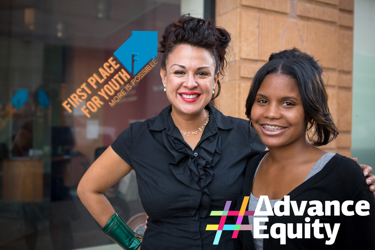 #AdvanceEquity: Spotlight on First Place for Youth