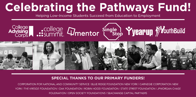 The Pathways Fund Helped Nearly 200K Students Get to and Through College. Here's How.