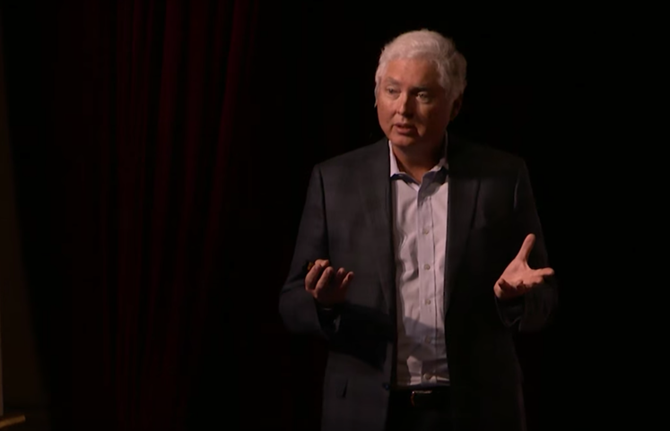 Jeff Walker, New Profit Board Chair, talks Systems Entrepreneurship and Collaboration at TEDx