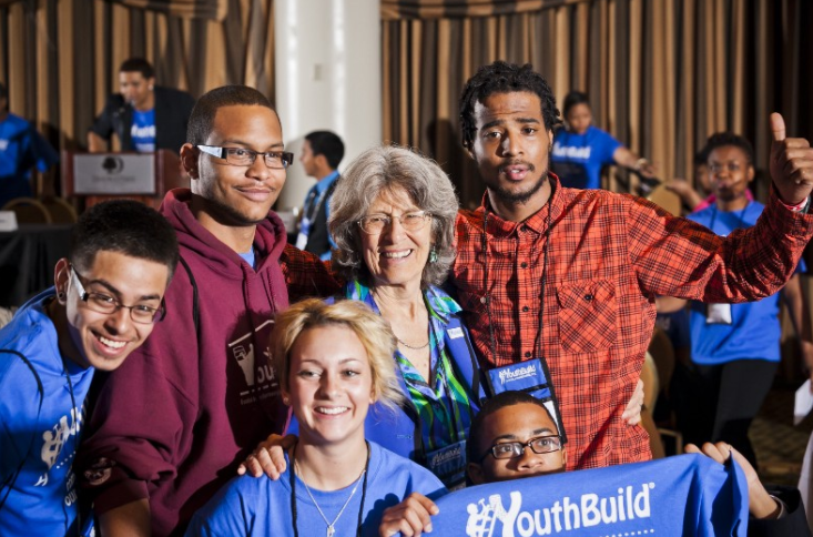 Pathways: Meet YouthBuild USA