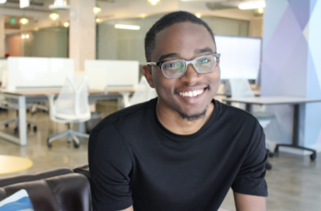 Meet Our Millennial Impact Fellows: Gregory Johnson