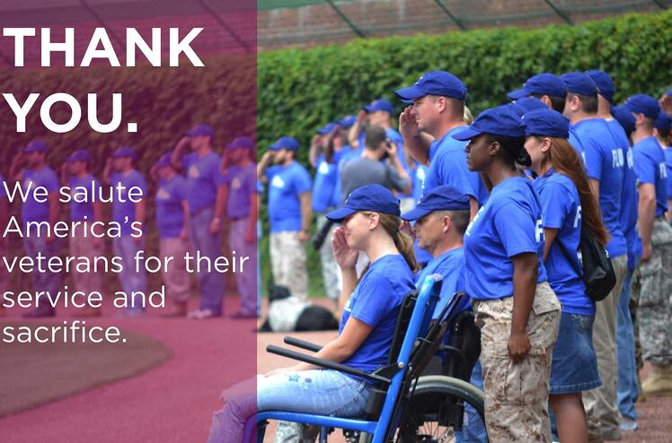 Honoring America's Veterans Today and Every Day