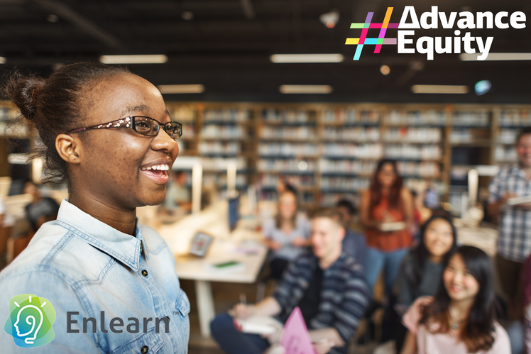 #AdvanceEquity: Enlearn - Identifying Learning Gaps Before Students Slip Through The Cracks