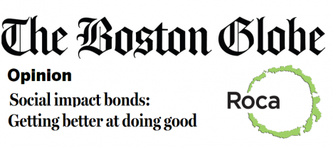 Boston Globe Op-Ed Highlights Pay For Success