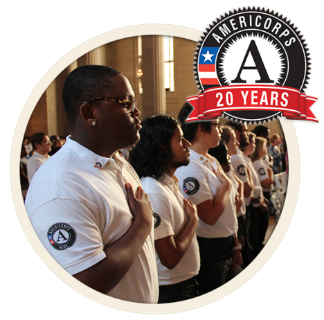 Celebrating 20 Years of AmeriCorps: Spotlight on Brandon Cardet-Hernandez