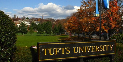 An Exciting Opportunity for Tufts Students!