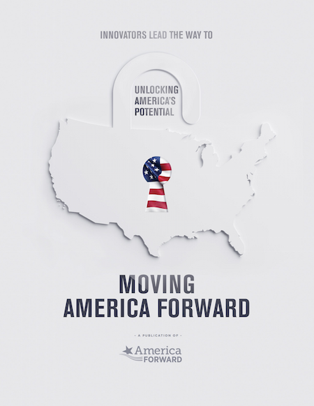 PRESS RELEASE: America Forward Releases New Presidential Policy Agenda on Social Innovation