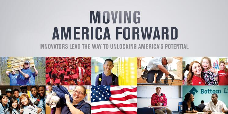 Moving America Forward: