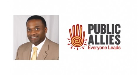 Congratulations to new Public Allies CEO, Arden O. Wilson, Ph.D.