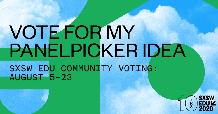 Vote Now to Send The New Profit Community to SXSW EDU