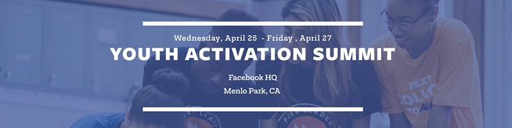 Youth Activation Summit 2018