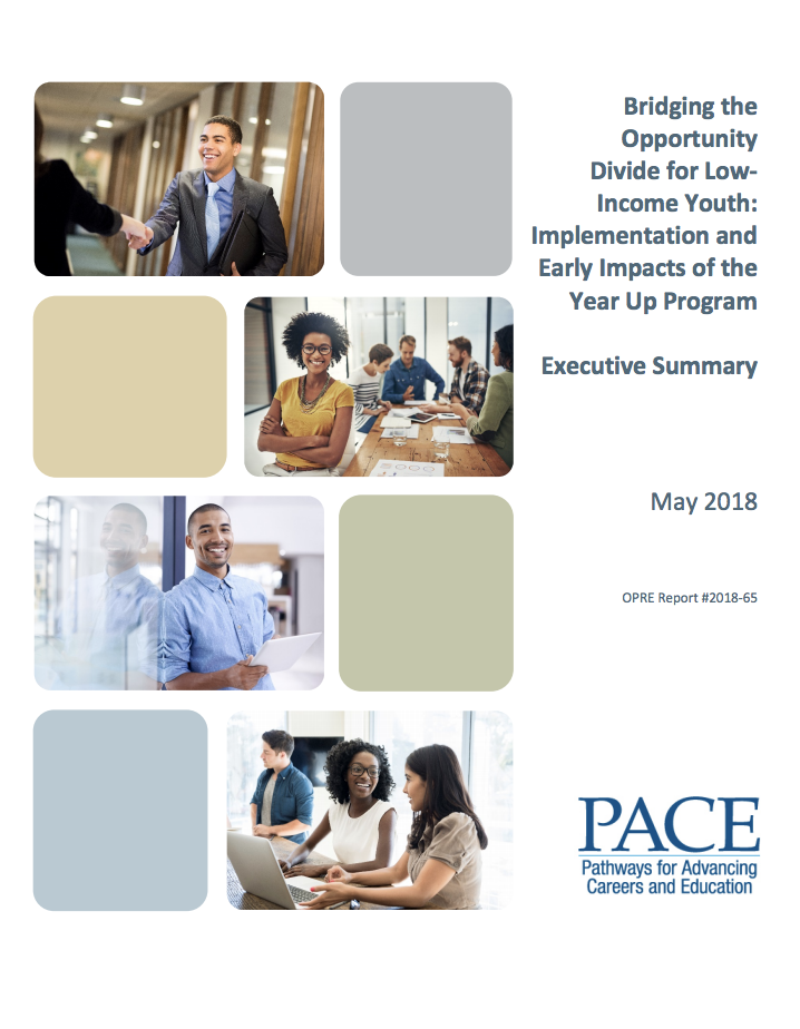 Year Up 2018 PACE Report