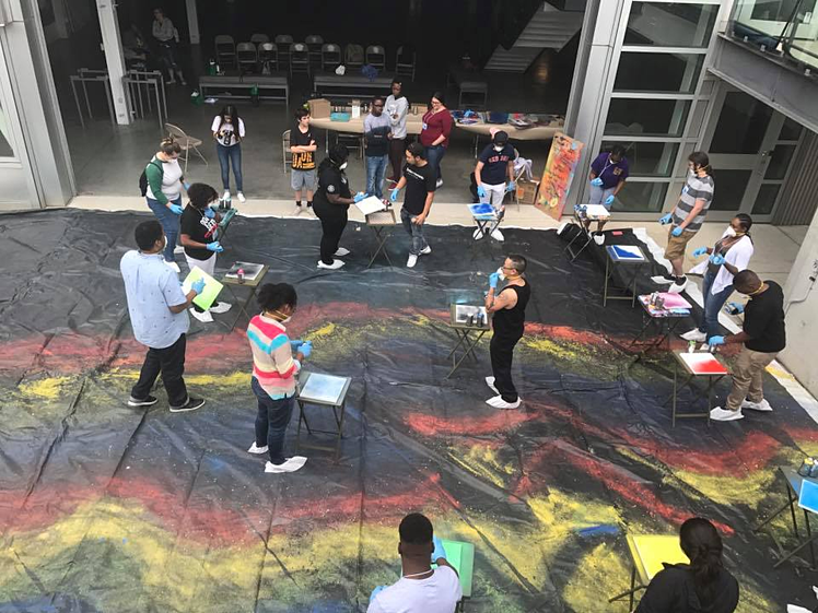 Art as an Advocacy Tool for Youth to Transform the K-12 education System