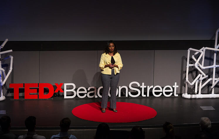 Voting isn't enough. Watch this TEDx talk to learn why.