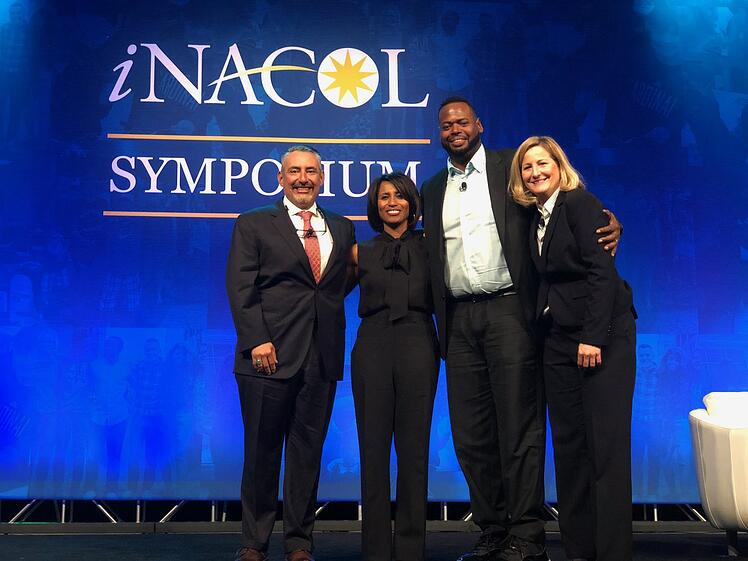 Reflections from iNACOL Symposium 2018 | New Profit's Personalized Learning Portfolio Takes the Stage