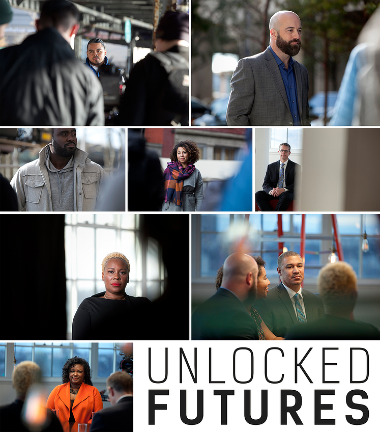 New Profit, John Legend's FREE AMERICA, and Bank of America announce First 'Unlocked Futures' Entrepreneurs