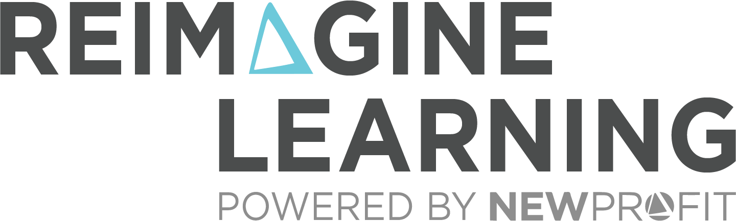 Reimagine Learning - Powered By NewProfit - Screen